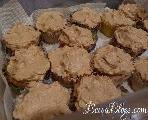 Cupcakes | BeccaBlogs.com