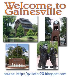 Gainesville | BeccaBlogs.com