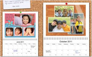 Picaboo Calendar   BeccaBlogs.com