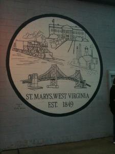 St. Mary's, WV | BeccaBlogs.com