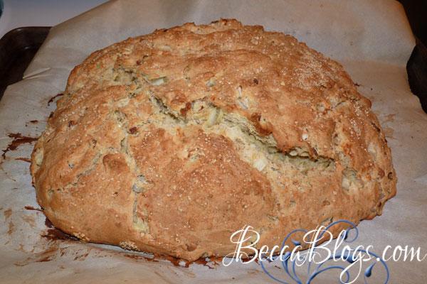 Baking Powder Bread | BeccaBlogs.com