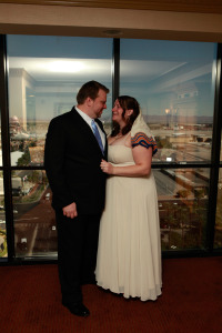 Taken by Scenic Las Vegas Weddings || BeccaBlogs.com
